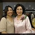 蔓蒂與佩芬新娘媽媽合照