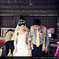 新娘:翁雅玲