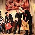 新郎捧花:捧花禮-四角褲、三角褲