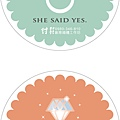 公版:麥芽糖餅乾-鑽戒雙色