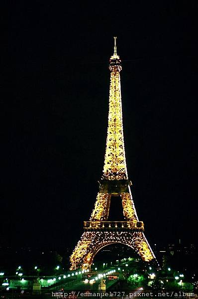 埃菲爾鐵塔(La Tour Eiffel)