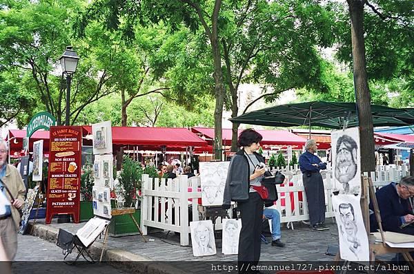 蒙馬特 Montmartre