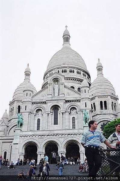 聖心聖殿 Le Sacre-Cœur