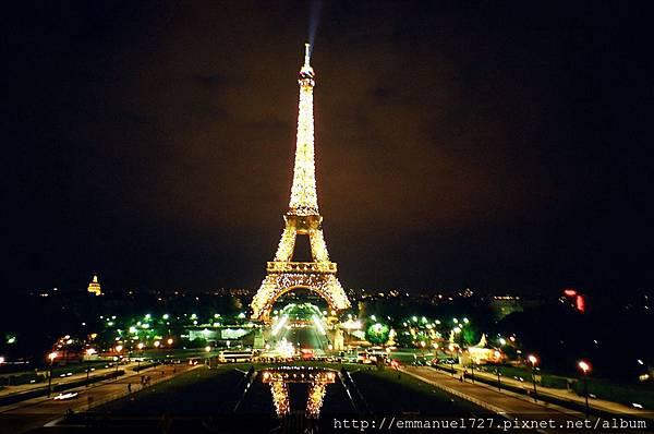 埃菲爾鐵塔La Tour Eiffel)