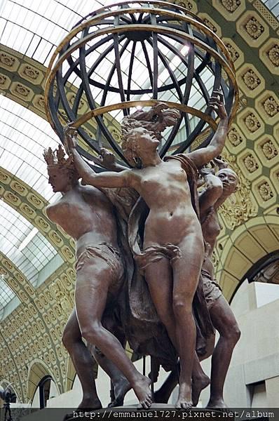 奧塞美術館 Musée d'Orsay