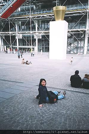 巴黎龐畢度中心 Centre Georges Pompidou