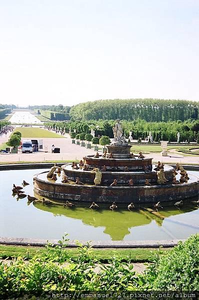 凡爾賽宮Versailles