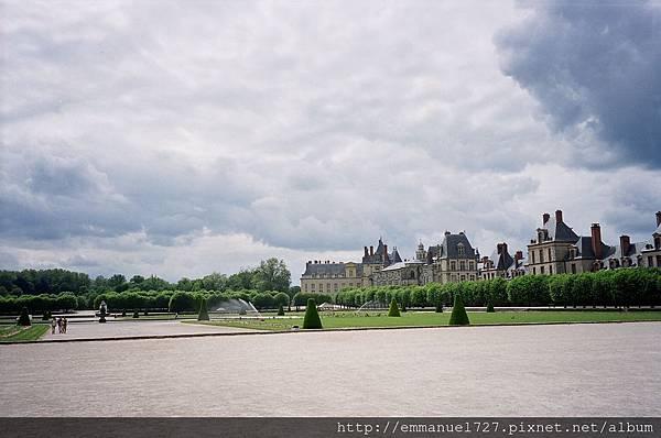 楓丹白露宮Château de Fontainebleau