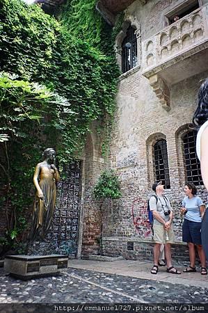 茱麗葉的家 Casa di Guilietta