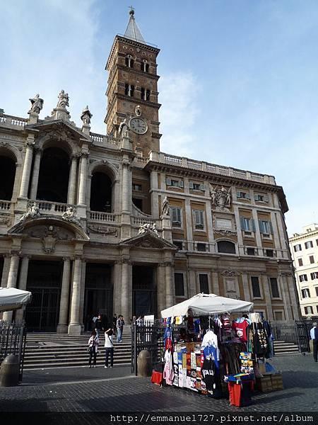 聖母大殿 Basilica di Santa Maria Maggior