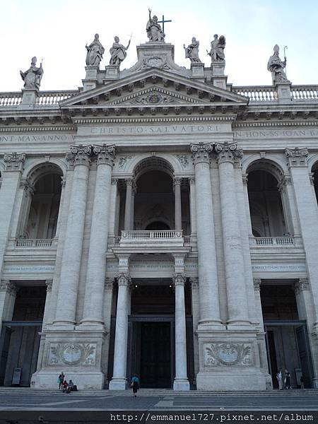 拉特朗聖若望大殿 Basilica di San Giovanni in Laterano