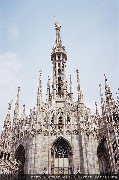 米蘭大教堂Milan Cathedral (Duomo)