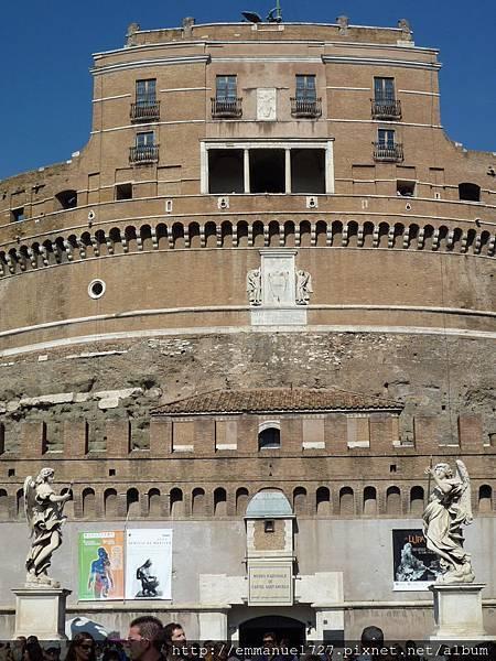聖天使城堡Castel Sant'Angelo
