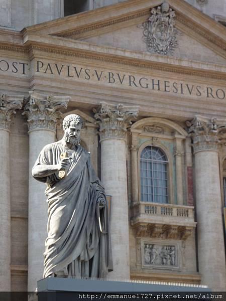 梵蒂岡聖彼得大教堂