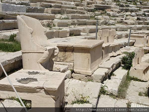 戴奧尼索斯劇場(Theatre of Dionysos)