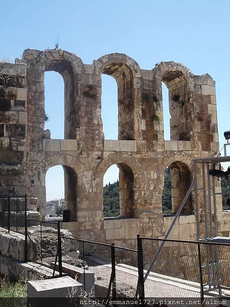 阿迪庫斯音樂廳(Odeon of Herodes Atticus)