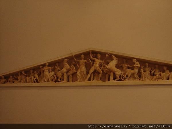 阿克波里斯博物館(Acropolis Museum)