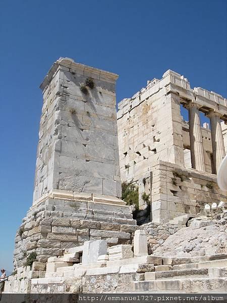 衛城前門(Propylaea)