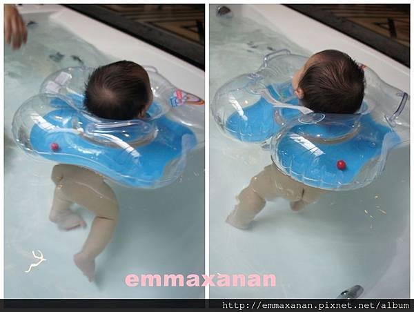Ryan的游泳初體驗