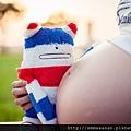 艾瑪的孕期寫真 •∪•
