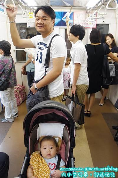 帶兒子,衝東京 Day 2