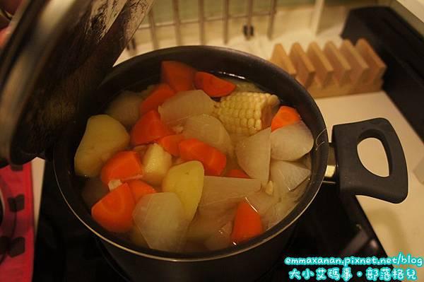 把比愛心蔬菜粥