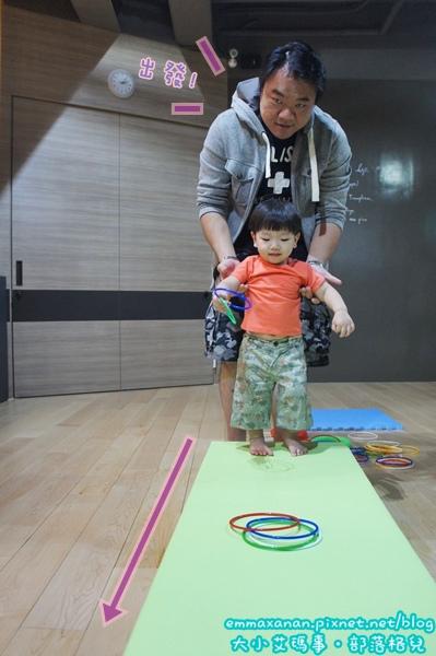 【Ryan的體育課 - 1Y6M】失控哥初體驗GDS