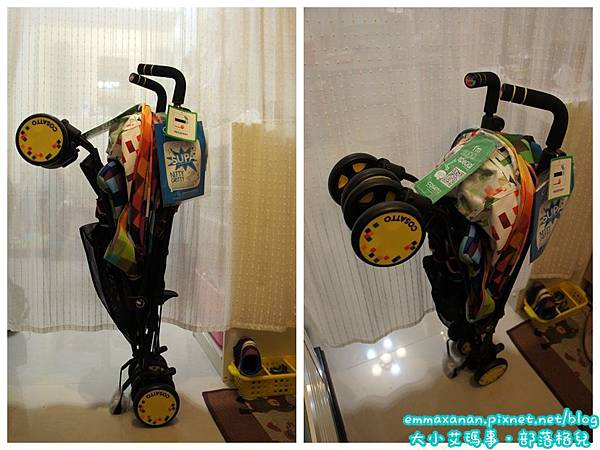 【育兒好物】COSATTO英國來的SUPA可愛娃娃車