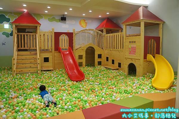 【親子館】台北-Yoyo's Kids Castle