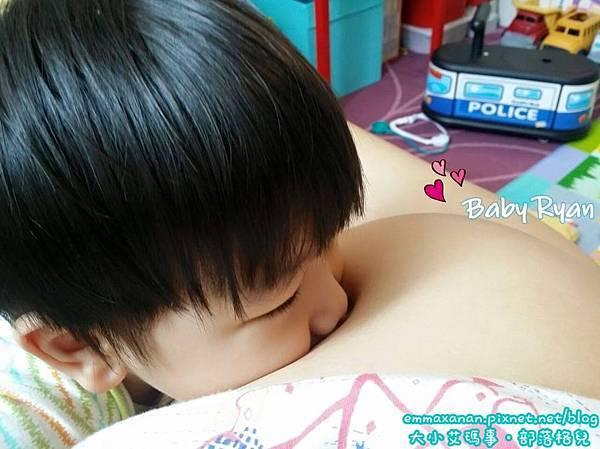 【Baby Ryan 2Y2M14D】捨不得放你一個人…
