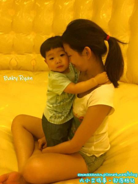 【Baby Ryan 2Y2M15D】媽媽不是聖人、不是神