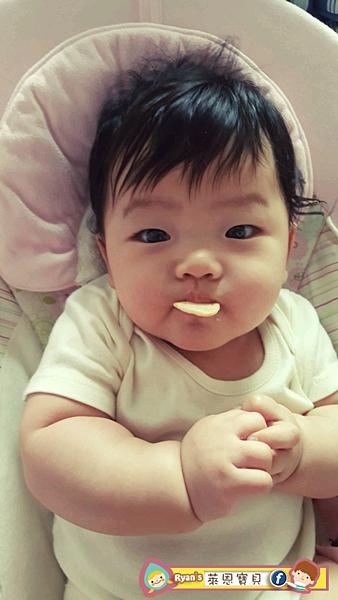 【Baby Amber%5Cs 1Y~】不安