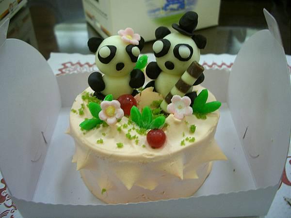 我做的蛋糕