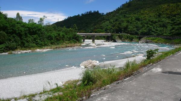 美麗的三棧溪