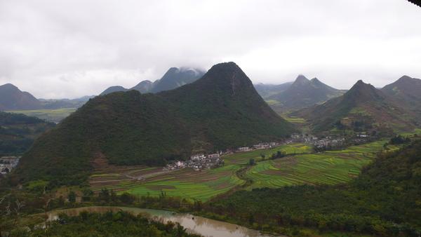 很漂亮的山