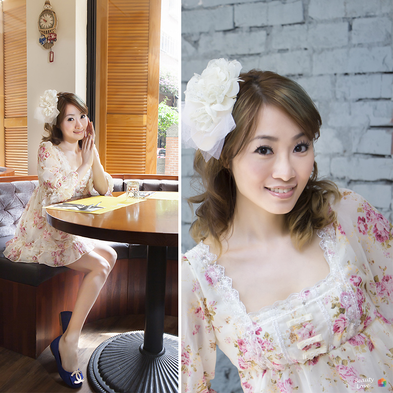 組圖-賈桂琳-Linda時尚整體造型-紗汀娜好食-愛玩美-Beauty-Love