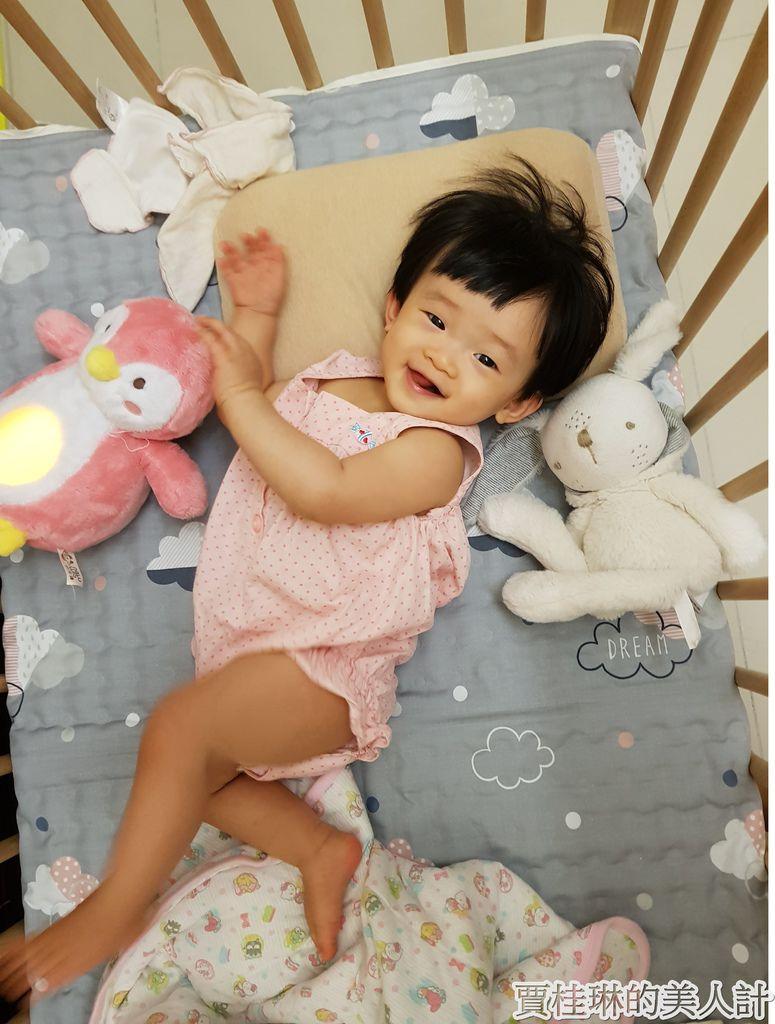 涼感蒟蒻床墊-韓國製-DollBao逗寶-嬰兒床墊