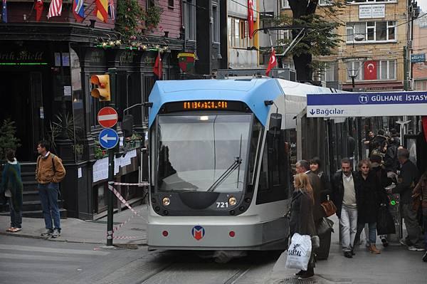 DSC_0185伊斯坦堡電車