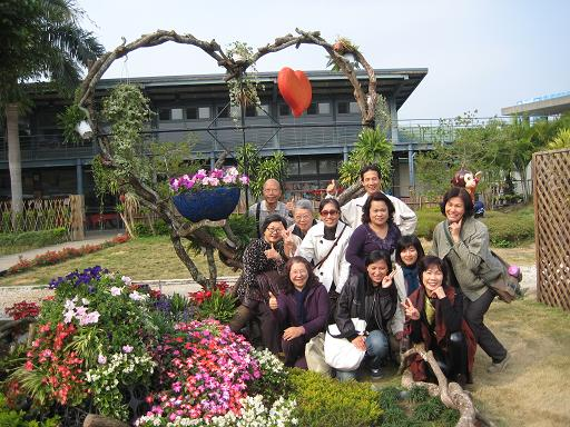 2009.12.21埔里花卉學習之旅