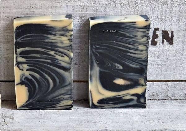 水墨泫染皂