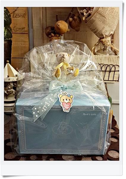 手工皂彌月禮盒2
