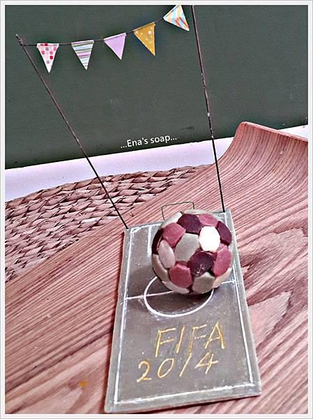 創意不分國籍,進階班陳同學的創意作品,世界盃足球賽,跟大家分享by 娜娜媽