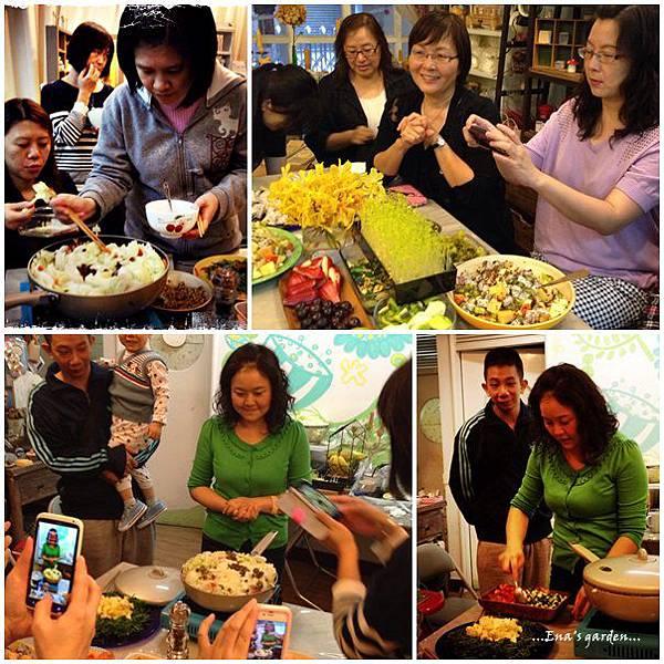 原味餐聚會2014/11/09 娜娜媽媽工作室