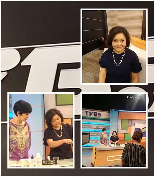 今天在TVBS 健康兩點靈 .8月份會播出喔,播出時間在跟大家分享 娜娜媽