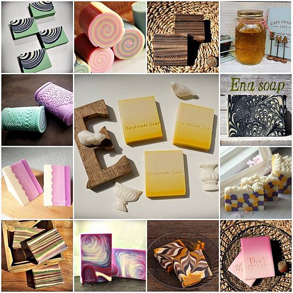 0705這一些都是 #手工皂創業班的同學做的手工皂.只有要心.2
