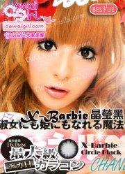 Angel Eye 晶瑩黑(0-900)16MM(隱形眼鏡)
