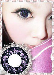 I MAX星鑽16.5mm-紫(無度數)(隱形眼鏡)