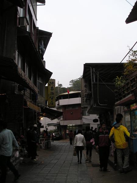 黃昏豆腐街
