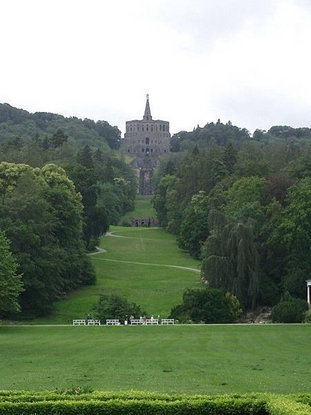 這是一個很有名城堡唷!
