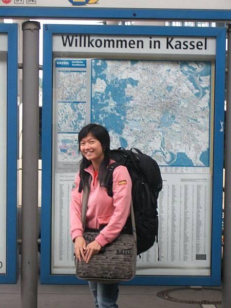 Bye bye Kassel!